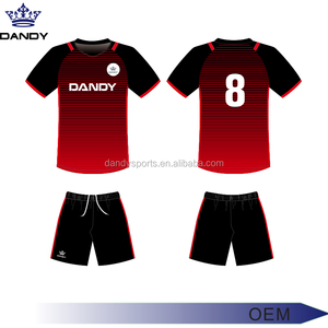 cfa4d0d0f thailand quality custom colorful china guangzhou cheap price football teams  t shirts wholesale sublimated soccer jersey