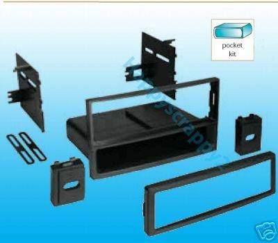 Stereo Install Dash Kit Honda Pilot EXL 06 2006 (car radio wiring installation parts)