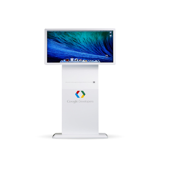"55"" Android Kiosk Touch LCD Screen Monitors"