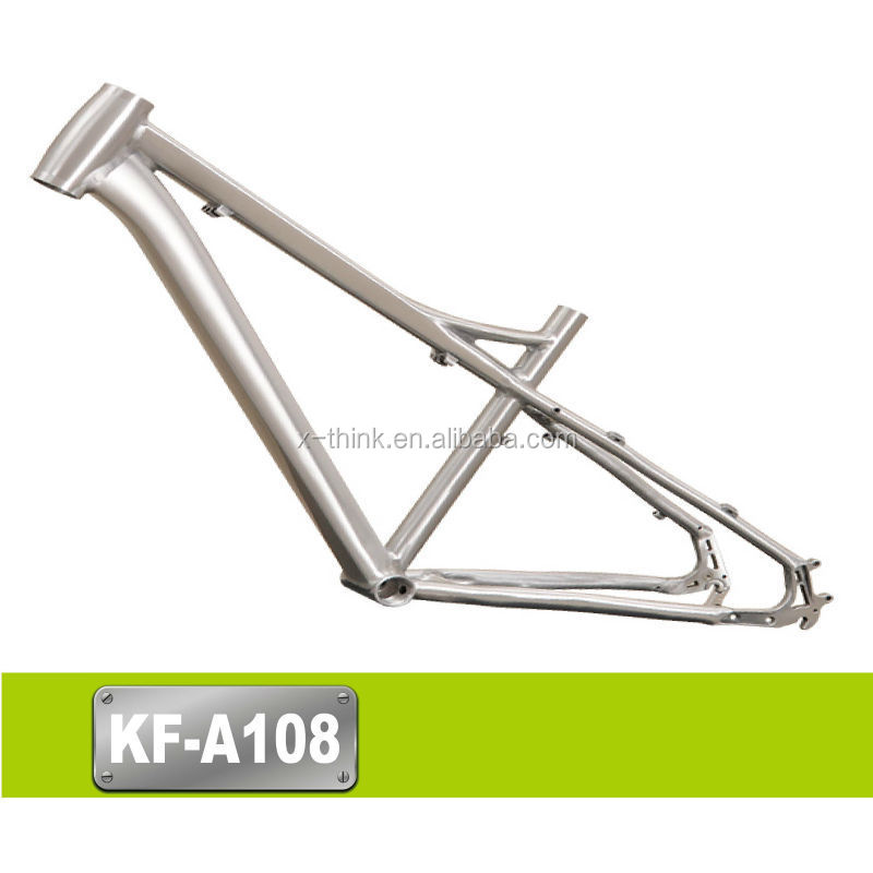 "OEM custom 26"" bicycle frame bicycle parts with low price"