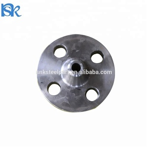 High Precision Weld Neck a105 Carbon Steel Flanges