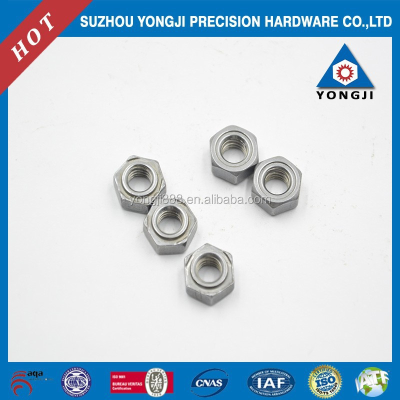 Alibaba Source China Customize Service Weld Nut