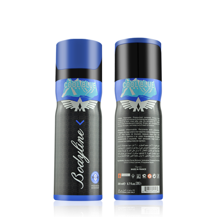 2018 Best verkochte nieuwe producten Wholesale Price Sex Men Women Perfume Body Spray Deodorant in Dubai