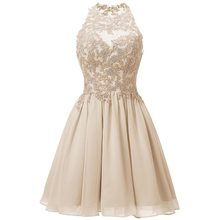 Короткие платья для Homecoming ANGELSBRIDEP, платье лавандового цвета, 2020, мини-платье со стразами для встречи студентов/корпоратива, платье с открытой...(Китай)