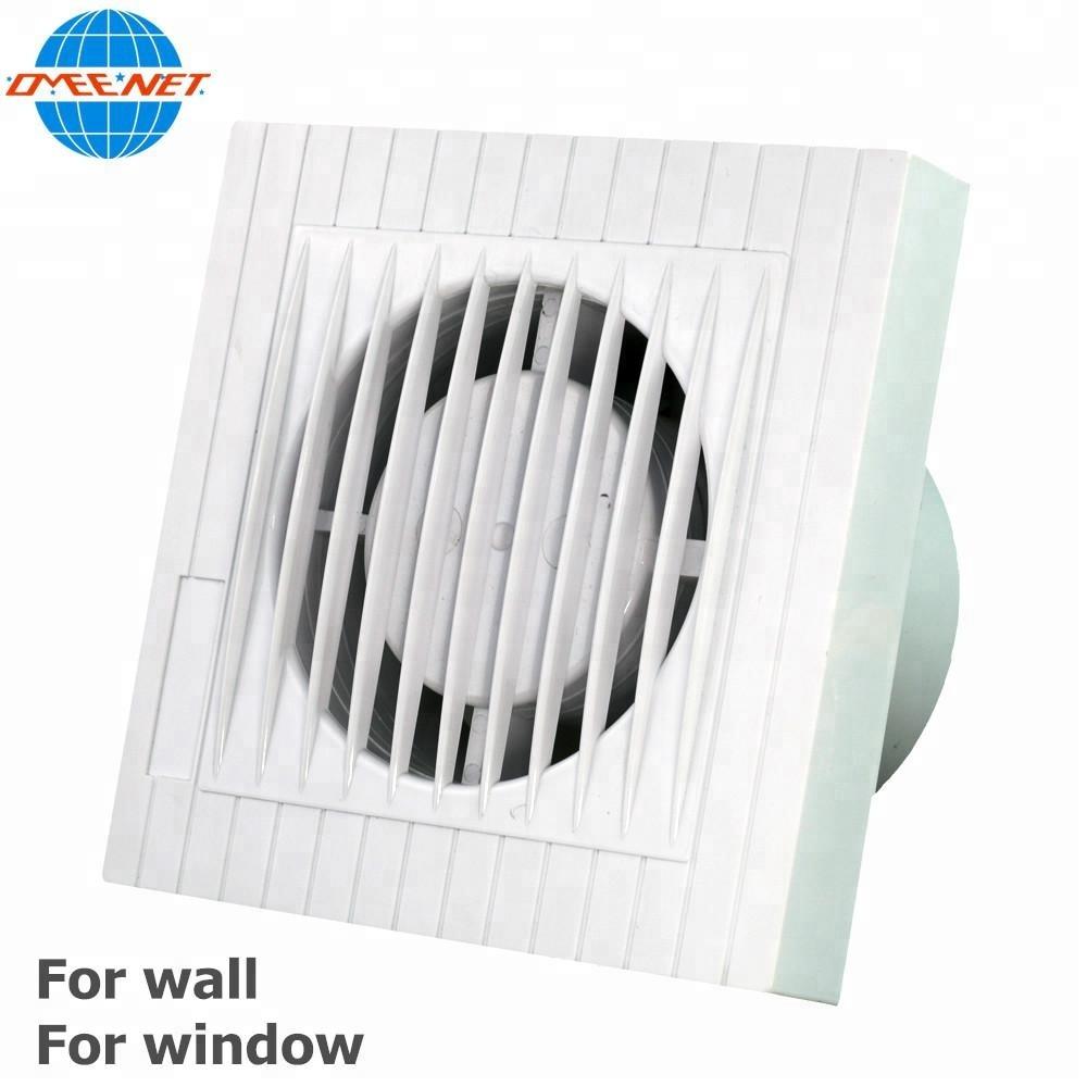 Salle De Bain Mur Noir ~ 5 pouces 110 220 en plastique carr lectrique ventilation