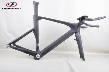 Hot sale newest carbon tt bike frame cheap carbon tt bike frame for FM 069