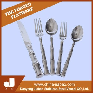 Nice design spoons forks knives stainless steel cutlery