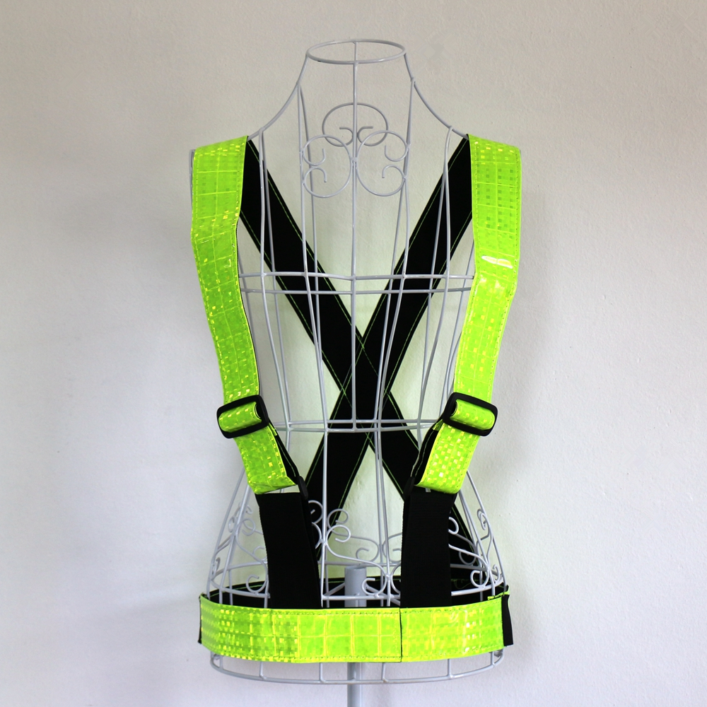 China Manufacture Custom Motorcycle Reflective Vest