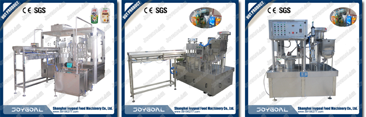 Automatic cup filling machine for drinking water