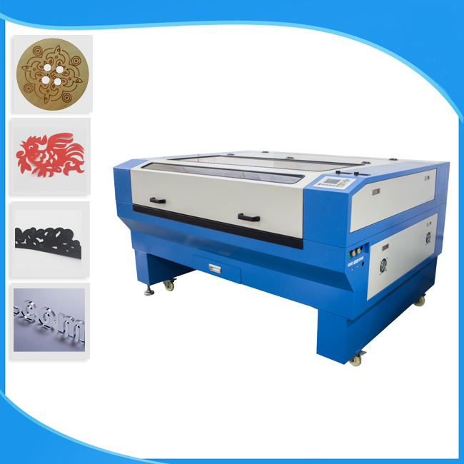 Nonmetal laser acrylic cutting machine laser engraving machine for epoxy resin