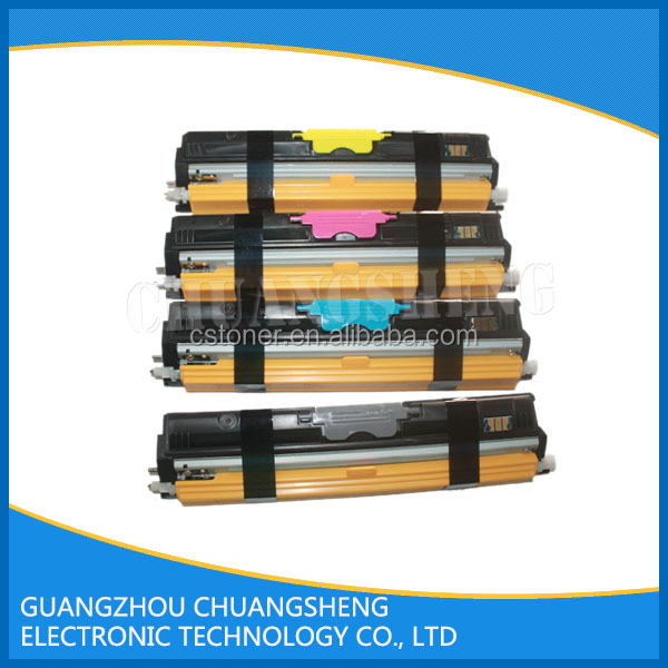 For OKI C301 printer cartridge with high quality refill powder