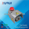 XF-502S IP65 electric foot pedal switch(tuv ce ul approvals)