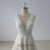 latest designs v back court train maternity wedding gown dress bridal