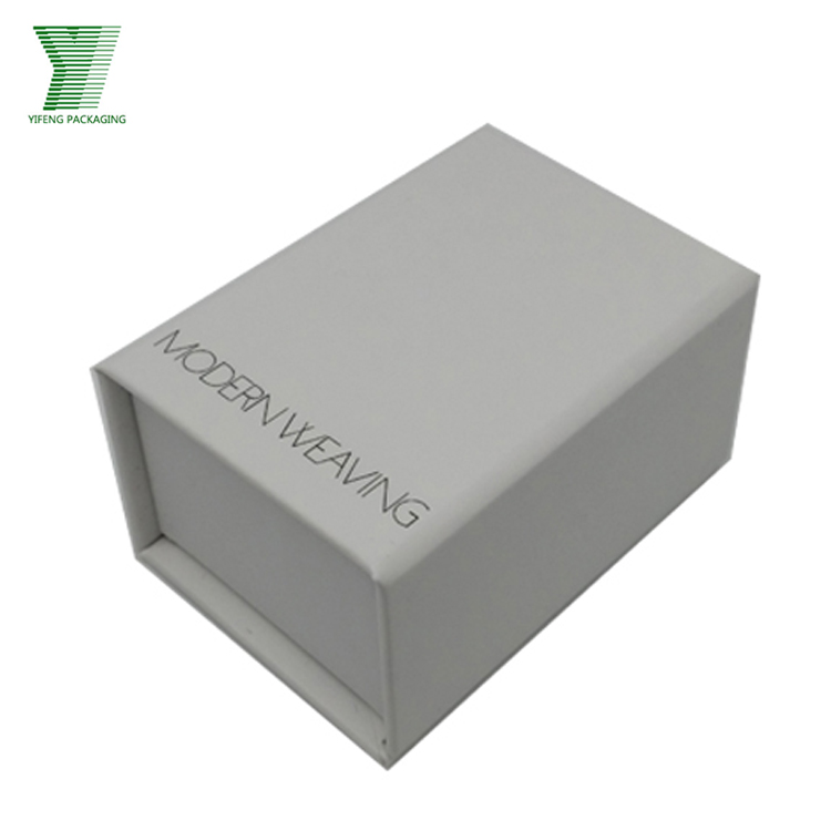 Trade Assurance Custom Made Wholesale White Fancy Gift Box Cheap Cufflink Gift Paper Box with foam insert