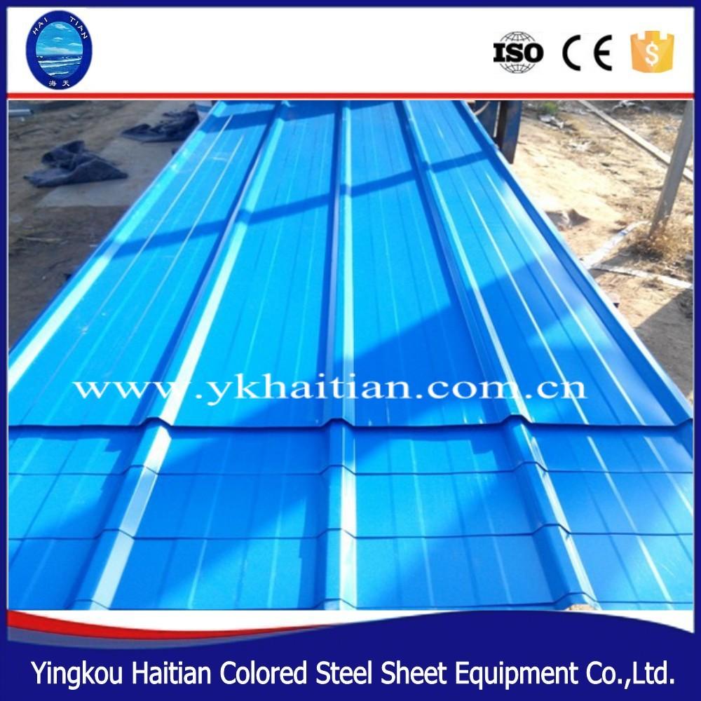 Lowes metal para techos precio color recubierto corrugado, teja ...