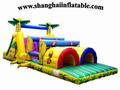 inflatable New Design Outdoor Giant Inflatable obstacle Inflatable Playground For Sale CHEAP price Factory direct