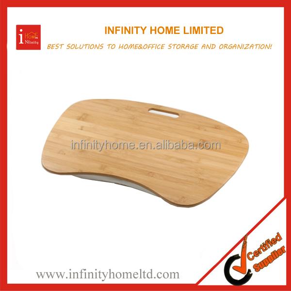 Ne importe où naturel bambou Table d'ordinateur portable avec Pad Fabrication Les fabricants, fournisseurs, exportateurs, grossistes