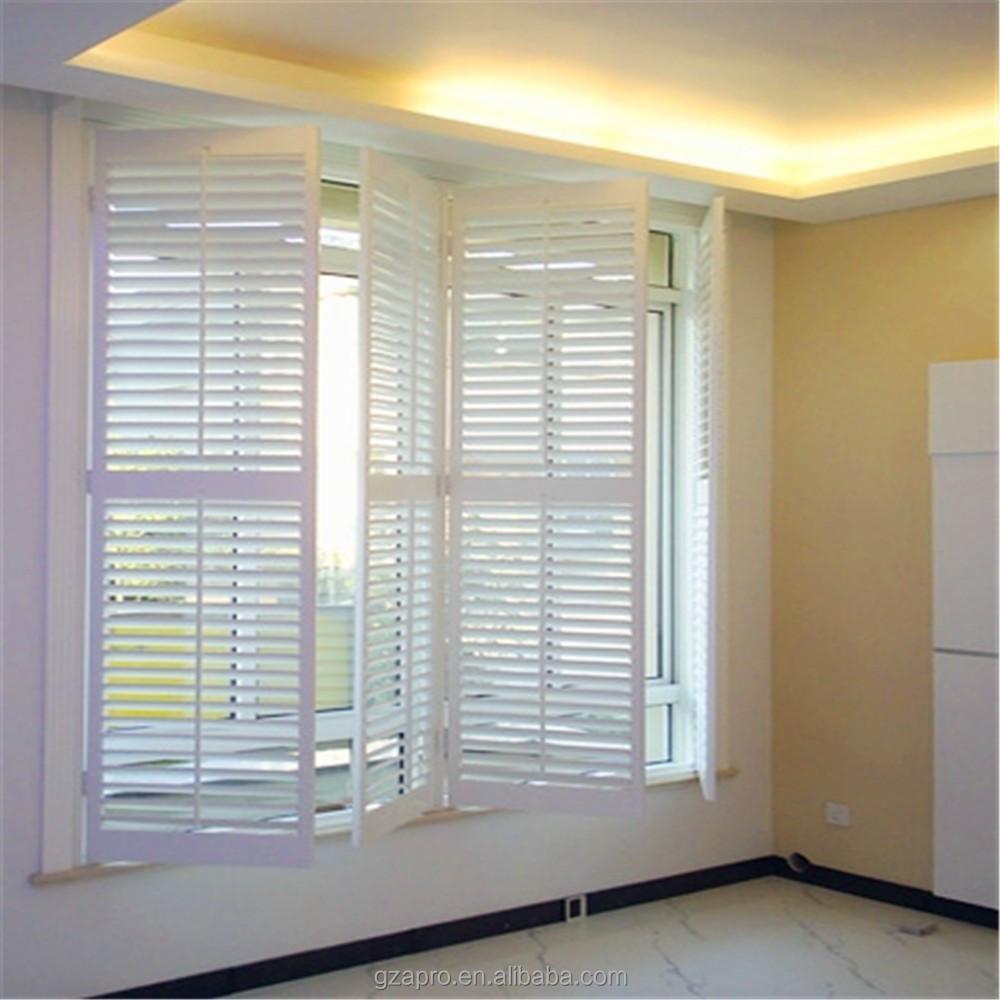 Moderno exterior contraventanas para ventana persiana for Persiana claraboya