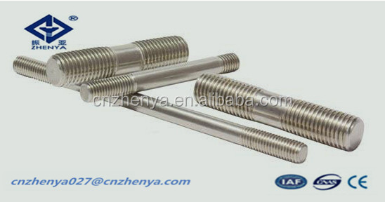 Special and Standard Stud Bolts for OEMs and Distributors