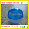 Transparent kids inflatable beach ball for sales