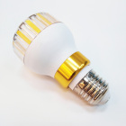high lumen 360 degree beam angle lighting residential decorative LED light bulb lamps with COB chip filament