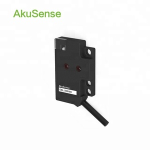 ESL series ultra-thin limited reflection IP67 photo sensor for 3D warehouse cargo stacking