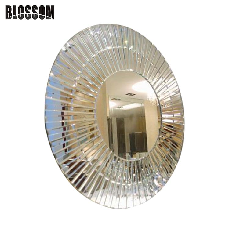 De Lujo Gran Cuarto De Bano Sin Marco Hacer Espejos Decorativos - Hacer-espejos