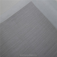 Natural Silk Fabric Simple High-grade Wall Cloth decorative wall paper