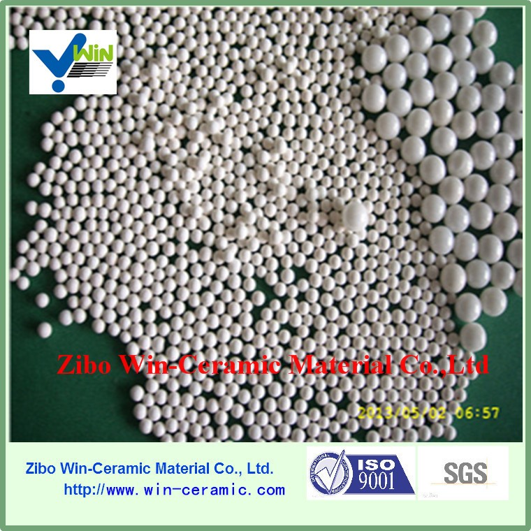 high strength zirconia beads for ceramic color dispersing