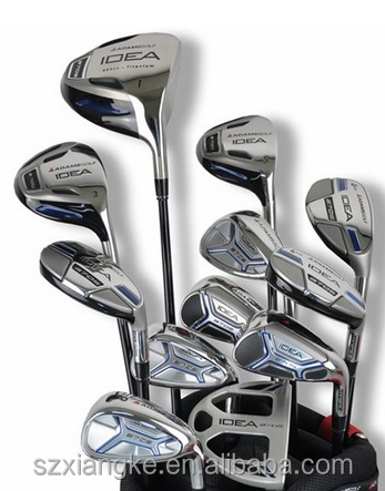 Adams Idea a7OS Integrado Conjunto com saco de Golfe e headcovers
