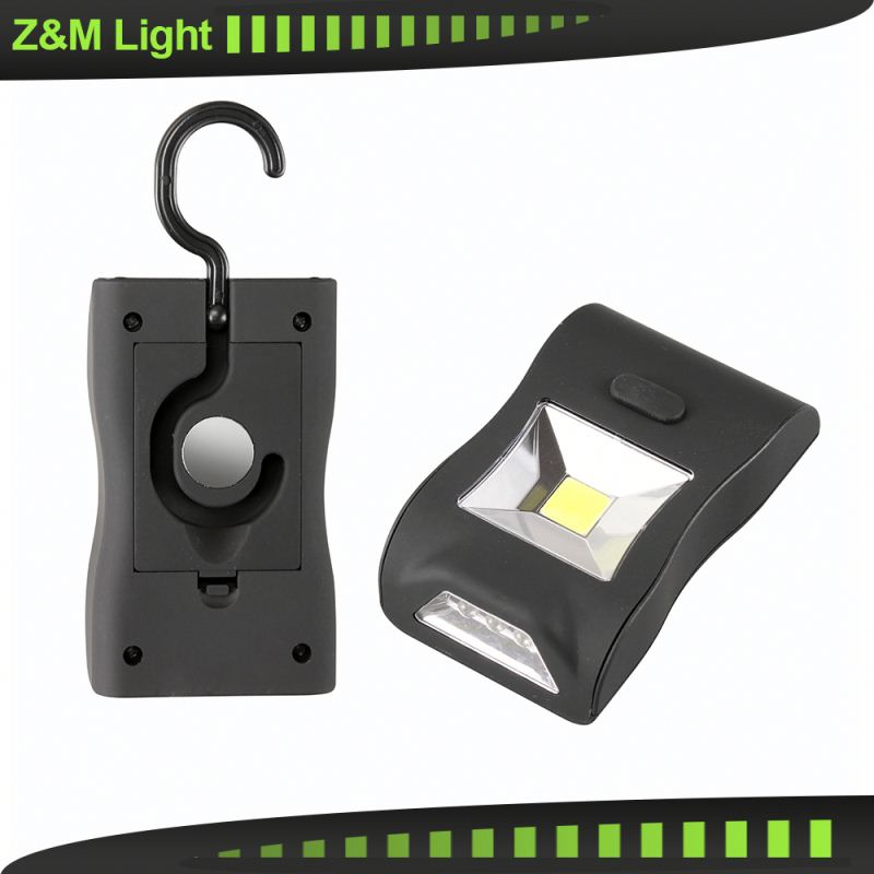 Z&M 6612 Use magnetic and hook to give 20000 lumen led work light