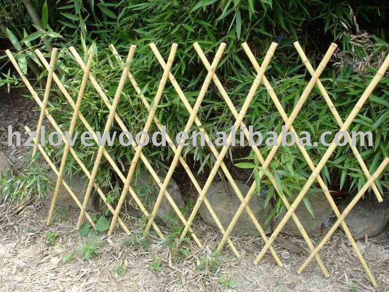 trelica bambu jardim : trelica bambu jardim:Bambu Cerca Extensível-Cercas, treliças e portões-ID do produto