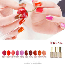 Ransheng free sample gel uv esmalte de uñas de gel