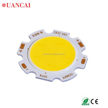 cob led chip white 5W led array round