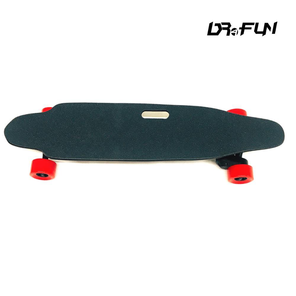 Downhill 45 km/h Cruiser Longboard Waterproof Electric Skateboard With 2000W Motor