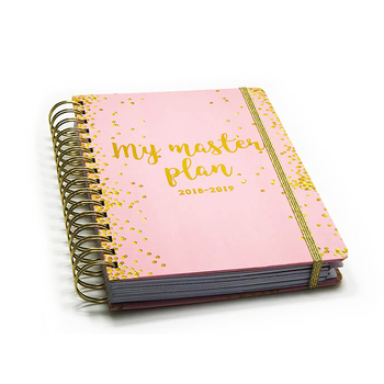 Planner Stationery Set Journal Book Printing Create Your Own Spiral Bound Book