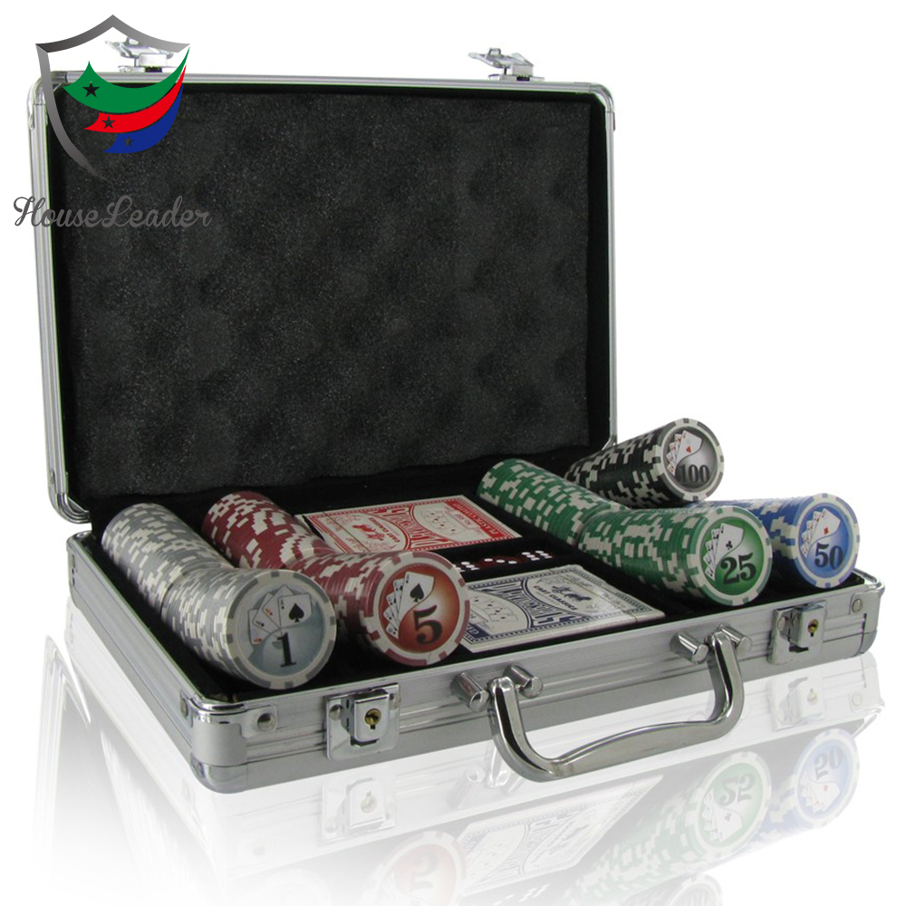 200 texas hold em Custom log set da poker in ningbo