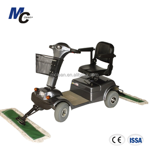 MC CT4900 electric road sweepers & scrubbers commercial floor cleaning mop