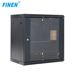 19 inch wall mounted rack 6u 9u 12u data cabinet