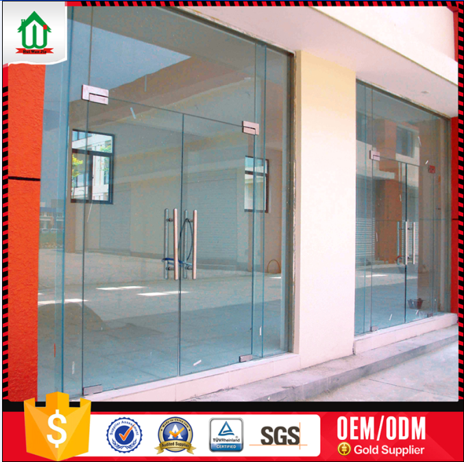 Wanjia frameless glass door magnetic lock, View frameless glass door  magnetic lock, huiwanjia Product Details from Foshan Wanjia Window And Door  Co ,