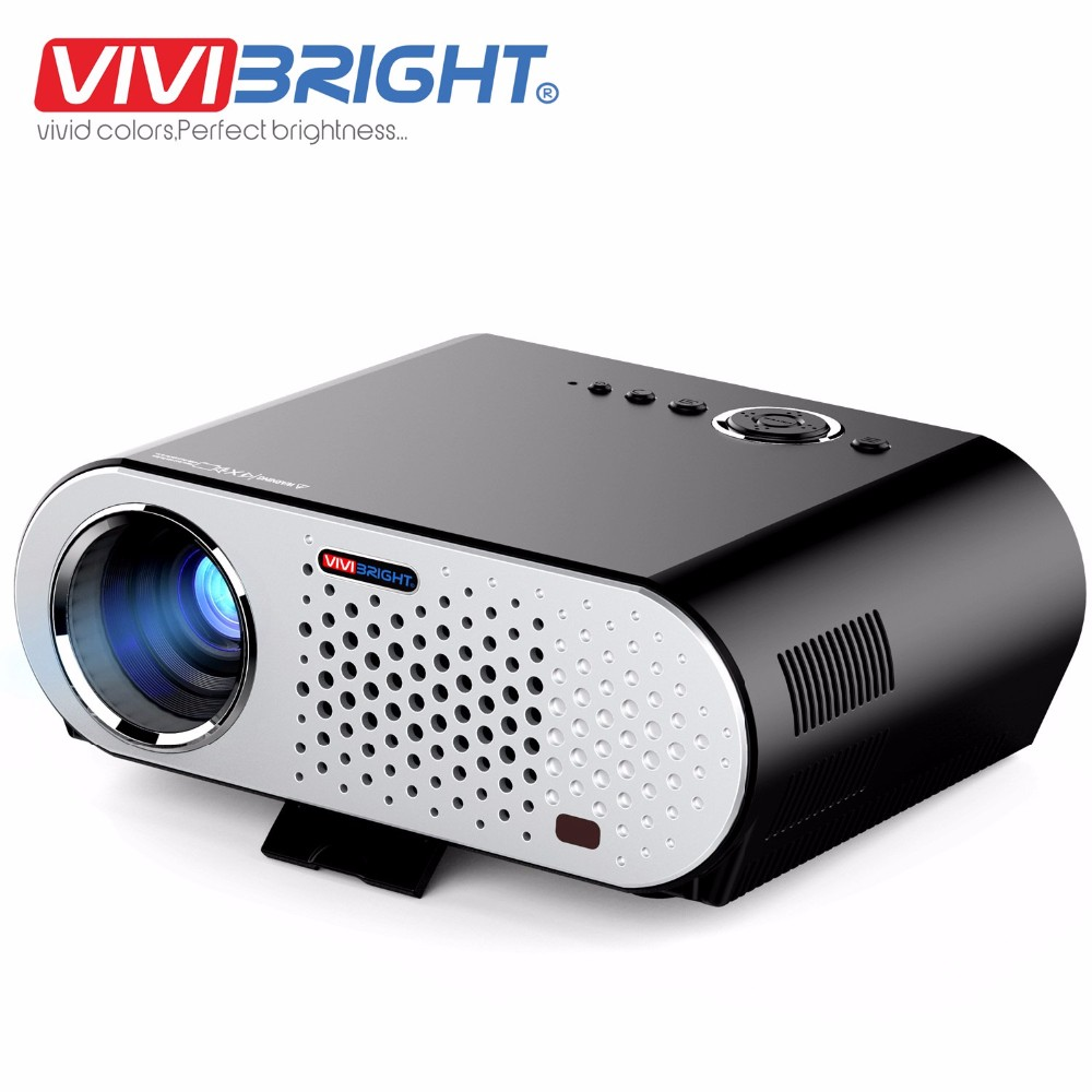 1280x800 TOP Quality simpleBeam GP90,3200 lumens VIVIBRIGHT Portable <strong>Projector</strong> so small 3200 lumens Better than mini <strong>projector</strong>