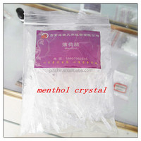99% menthol crystal in flavor and fragrance