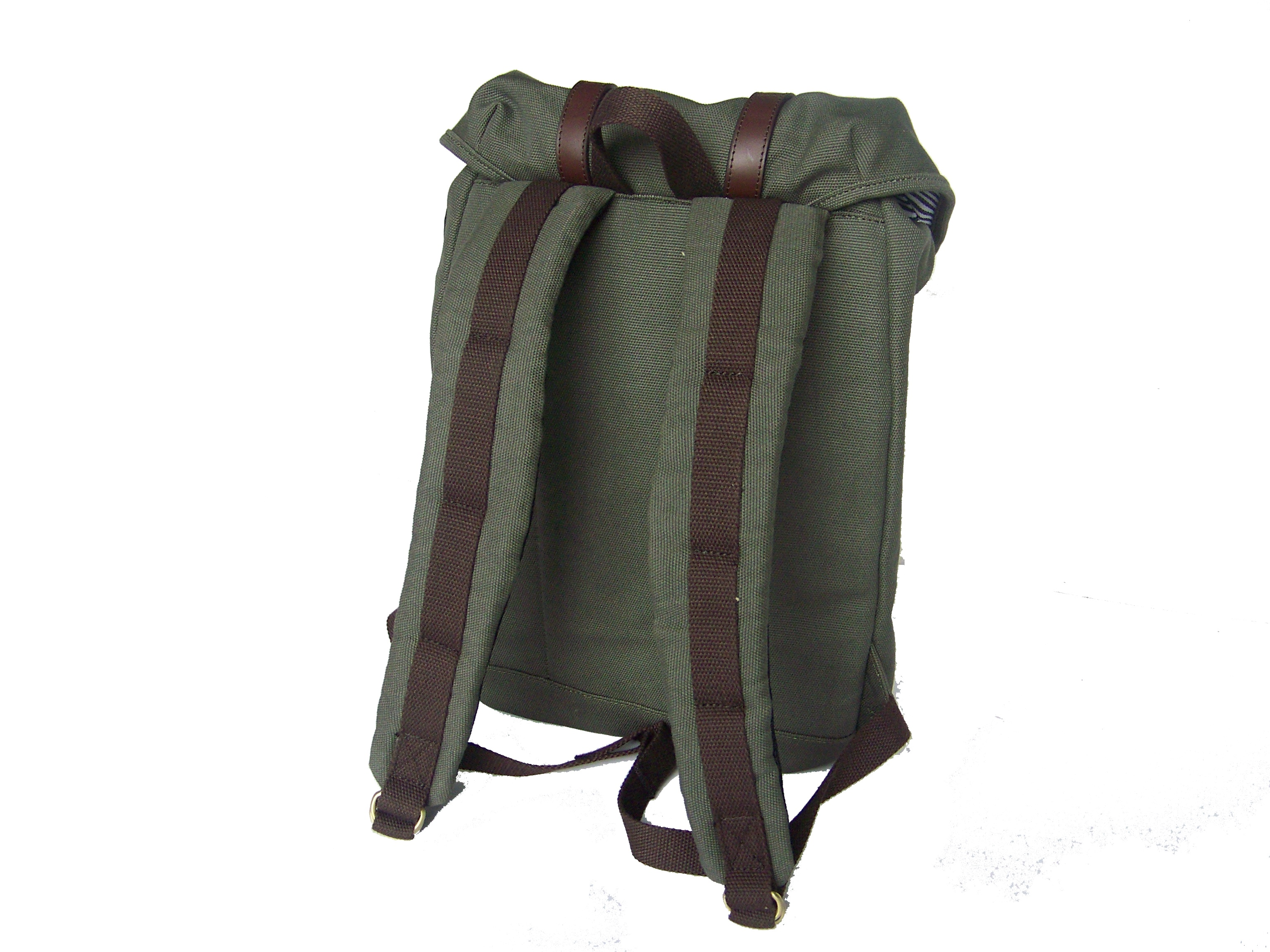 heavy duty canvas backpack