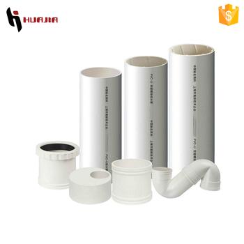 Jh0158 Round Pvc Pipe Pvc Pipe 40mm Sdr  1 2 Inch Pvc Pipe
