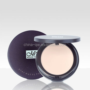 Menow F13006 professional cosmetics waterproof face powder foundation