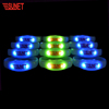 light up big concert LED flashing remote radio controller rf LED wristbands