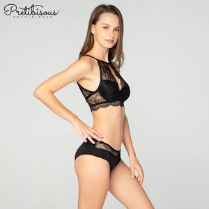 a2d0b906bd836 Elegant Push Up Sexy Fancy Bra Panty Set