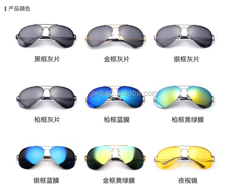 High Quality UV400 Polarized Sunglasses from China