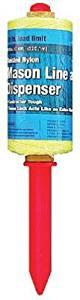 Wellington Cordage #82885 #18x1050' Yellow Nylon Twine