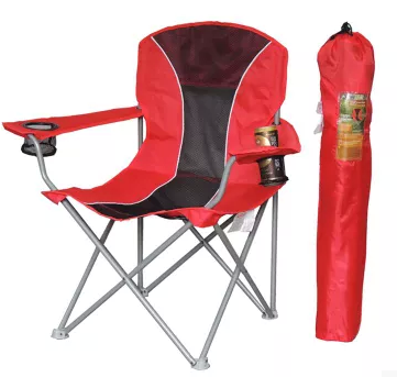 Lightweight Cheap Folding Fabric Camping Chair With Logo